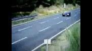 Bugatti Veyron On Top Gear