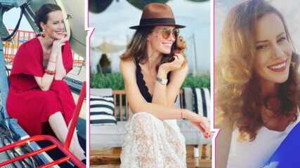 Малките модни тайни на красавицата Гери Малкоданска и как поддържа буйната си къдрава коса