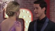 Soy Luna 2 - Амбър и Симон пеят Cómo Me Ves? на гала вечерта - епизод 51 + Превод