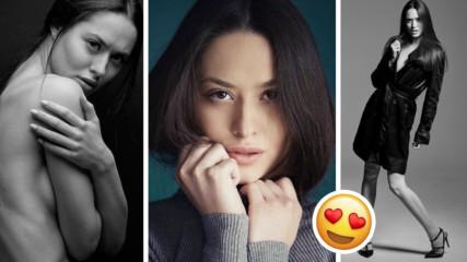 Очарователната дъщеря на легенда на Левски покорява подиумите в Милано