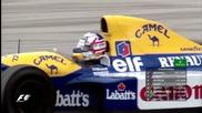 Favourite Spanish Grand Prix - 1991 Mansell & Senna