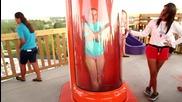 Високоскоростна водна пързалка - Ihu's Breakaway Falls, Orlando