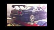 R33 Gts - T Skyline dyno run , 570hp Atws , Top Rpm Built Rb25