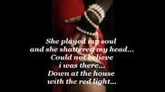 Nazareth - Red Light Lady (Караоке, Текст, Lyrics)
