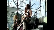 Crucified Barbara - Losing the game (masters of rock 2009)