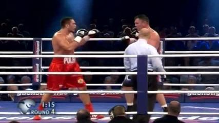 Кобрата: Явно Кличко смята, че ще му нанеса сериозни поражения