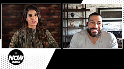 The Indian Greetings Challenge ft. Roman Reigns: WWE Now India