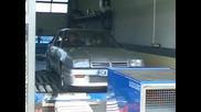 Манта 1.8 Турбо дино тест - 284 Hp на колелата @1.4 бара