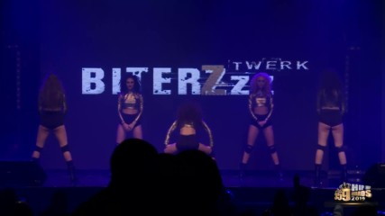 BiterZzz Twerk на 359 Hip Hop Awards 2019