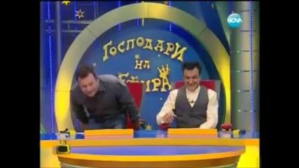 Господари на ефира се базикат с Златка задади това че не знае столиците Смях
