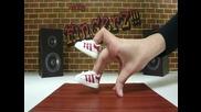 Страхотен брейк танц с пръстите на ръцете!