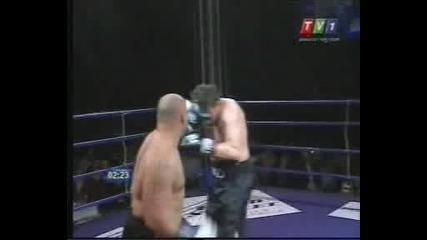 Коко Тайсъна И Александър Пацов - 3 - 4 Рунд