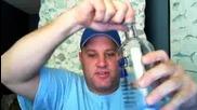 1 Литър водка на екс и нищо му няма