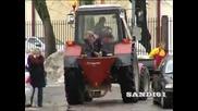 Как опесъчават пътищата в Русия ?