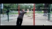 explosive force crew - Тачев - тренировка