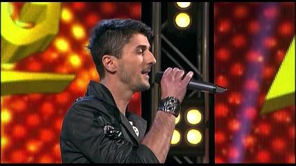 Dusan Staka - Lice ljubavi - Laze mjesec - (Live) - ZG 2013 14 - 15.03.2014. EM 23.