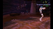 Getting over you (world of Warcraft Music video )