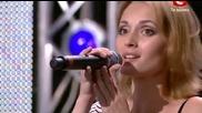 Украйна! Журито не повярва,че момичето пее на живо!