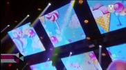 (hd) Hyun A - Ice Cream ~ M Countdown (08.11.2012)