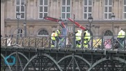 Pont Des Artes Love Locks Removed After Parisians Fall Out of Love With Eyesore