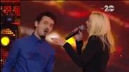 Обща песен - X Factor Live (11.12.2014)