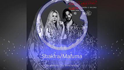 Shakira feat. Maluma - Clandestino (remix)