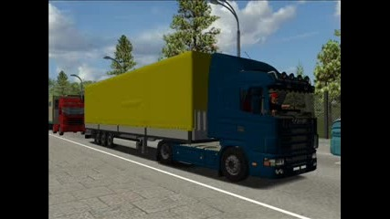 Haulin Trucks ! ;]