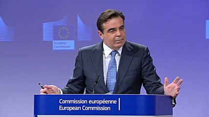 Belgium: EU spokesperson Schinas quotes Spice Girls as he dismisses May's Brexit 'Plan B'
