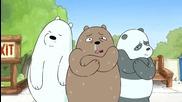 В лодката-дънер Ние мечоците Cartoon Network