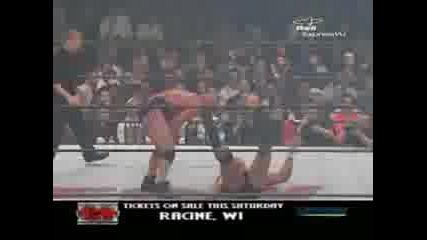 Ecw - Randy Orton Vs Kurt Angle!