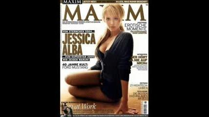 Jessica Alba In Magazine