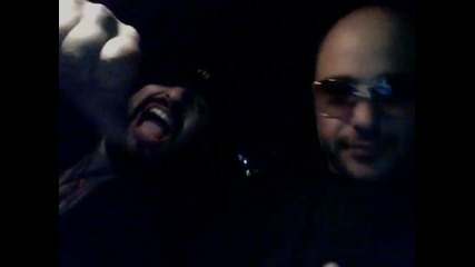 Dj Stancho & Don Eddy K hustlin' in the middle of the night