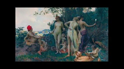 Art gallery - 9 Czech painters Vitezslav Novak Pan