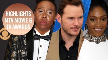 5 запомнящи се момента от MTV Movie & TV Awards 2018