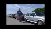VW Golf - 1-чката Си Остава Най - Лудата