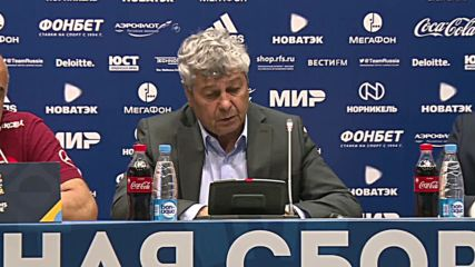 Russia: Cherchesov speaks about Turkey victory after UEFA Nations League match