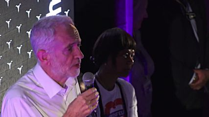 UK: End arms sales to Saudis, scrap tuition fees - Corbyn