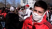 Argentina: River Plate, Boca Juniors fans all hyped up ahead of Superclasico