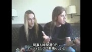 Children Of Bodom Interview