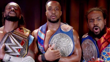 The New Day reunite on WWE Clash of Champions Kickoff show: Clash of Champions 2019 (WWE Network Exclusive)