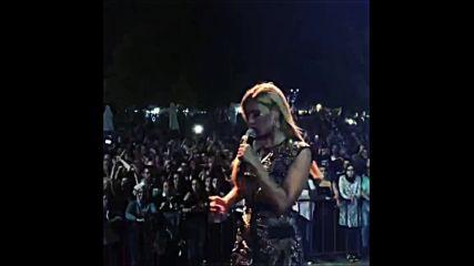 Анелия - Шампион, live at Bursa, Turkey