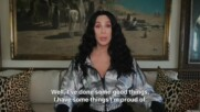 Cher reveals she's not a fan of her own music