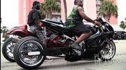 Custom Motor Bikes- The Carolina's Series