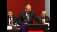 Станишев нахъсва БСП да печели изборите