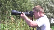 Фотограф със синдром на Даун вижда светът различно