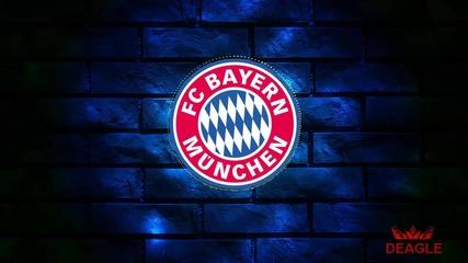 F C Bayern Munich Goal Song - Crowd That Singing