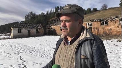 Когато се ягнат овцете - на 1 200 м. над Копривщица -