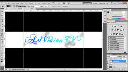Speed Art - Banner Desing - Artvisiontv | Speed Art - 2014 by Artvisiontv |