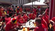 France: Sweden and Belgium fans excited ahead of crucial match in Nice
