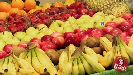 Синът ви пикае на плодовете (скрита камера) (hq)